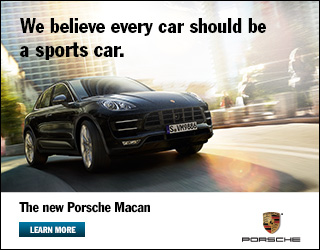The New Porsche Macan: Believer